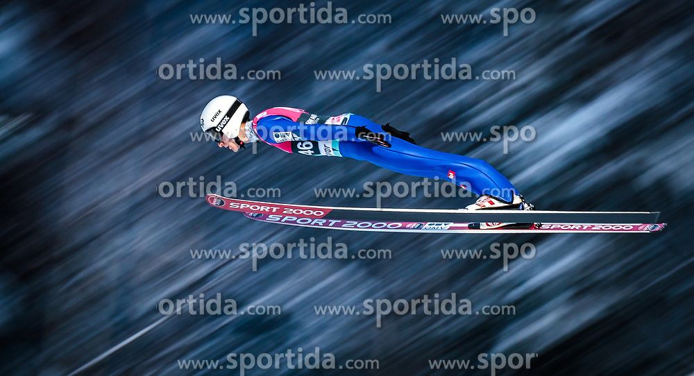 12.03.2018, Lysgards Schanze, Lillehammer, NOR, FIS Weltcup Ski Sprung, Raw Air, Lillehammer, im Bild Clemens Aigner (AUT) // Clemens Aigner of Austria during the 2nd Stage of the Raw Air Series of FIS Ski Jumping World Cup at the Lysgards Schanze in Lillehammer, Norway on 2018/03/12. EXPA Pictures © 2018, PhotoCredit: EXPA/ JFK