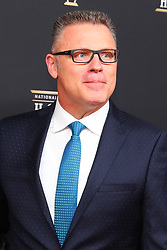February 2, 2019 - Atlanta, GA, U.S. - ATLANTA, GA - FEBRUARY 02:  Howie Long poses for photos on the red carpet at the NFL Honors on February 2, 2019 at the Fox Theatre in Atlanta, GA. (Photo by Rich Graessle/Icon Sportswire) (Credit Image: © Rich Graessle/Icon SMI via ZUMA Press)