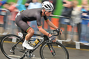 Peter Kennaugh at the 2014 Commonwealth Games Cycling Road Race