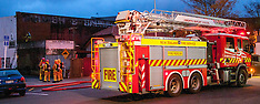 Wellington-Fire crews respond to fire in sleep out, Lower Hutt