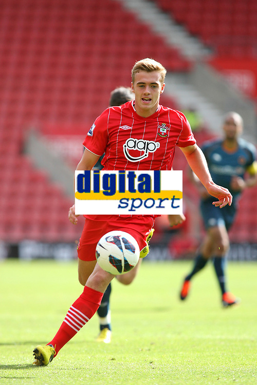 Football - Pre-season Friendly - Southampton vs. Wolverhampton Wanderers<br /> Southampton's Calum Chambers in action at St Mary's Stadium Southampton