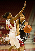 2012 Vanderbilt vs Arkansas women's basketball