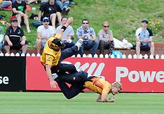 Wellington-Cricket, Twenty20, Firebirds v Wizards