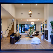 RESIDENTIAL: ASHWOOD RESIDENCE: ​MODERN HOME STAGING, MAR VIST​A, LOS ANGELES​