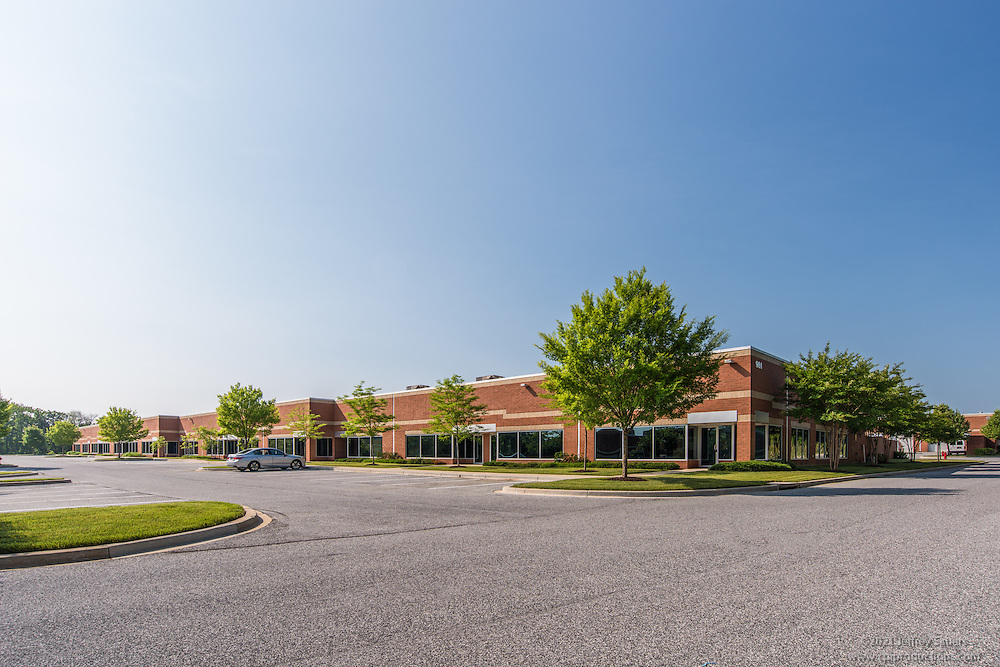 Exterior photo of Arundel Overlook in Hanover MD by Jeffrey Sauers of Commercial Photographics, Architectural Photo Artistry in Washington DC, Virginia to Florida and PA to New England