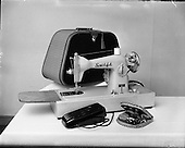 1960 - Swift Sewing Machine And Kit.   B290.