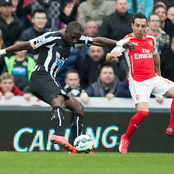 Newcastle v Arsenal | Premier League | 21 March 2015