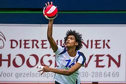 14-01-2017 NED: vv Utrecht - US Amsterdam, Utrecht<br /> vv Utrecht verslaat US met 3-1 / Taray Bleijert #14