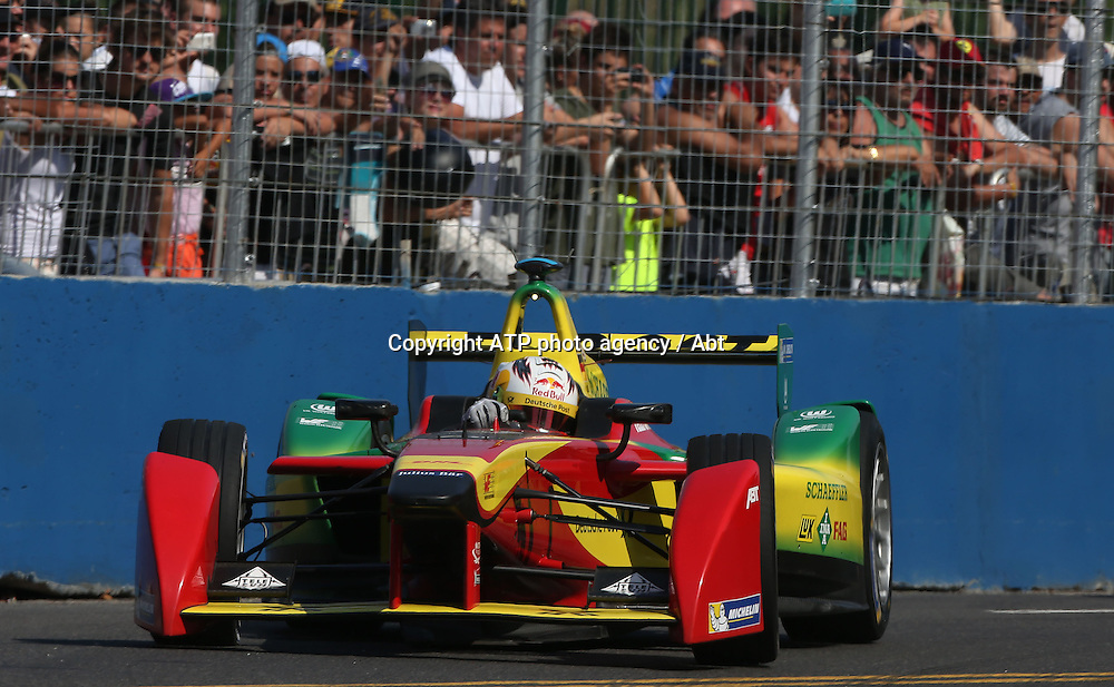 Daniel Abt, (GER), Audi Sport ABT,<br /> Buenos Aires; January 10th 2015, E-Prix, FIA Formula E, <br /> fee liable image, copyright@ ATP / Abt
