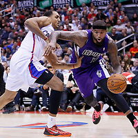 10-24 KINGS AT CLIPPERS