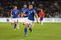 06.10.2016 - Torino - Qualificazioni Mondiali Russia 2016 - Italia-Spagna - Nella foto : Alessandro Florenzi  - Nazionale italiana di Calcio