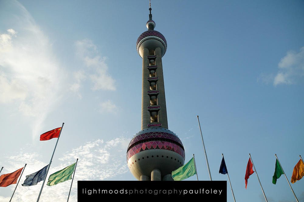 Oriental Pearl Tower,Pudong New Area, Shanghai, China