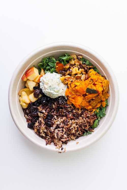 Winter Squash + Blue Cheese Bowl from sweetgreen ($11.05)