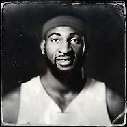 Detroit Pistons Tintypes