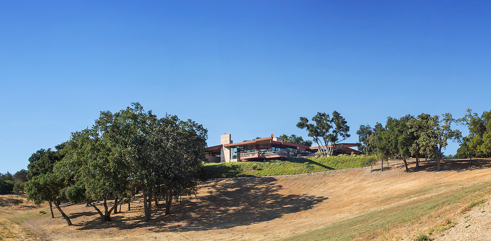 Norm Applebaum, AIA - Fox Hollow, Paso Robles, California