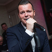 NLD/Bussum/20140411 - Feest Mark Teurlings April 2014, Mike Peterson