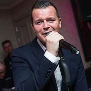NLD/Bussum/20140411 - Feest Mark Teurlings April 2014, Mike Peterson