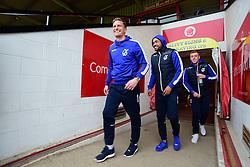 Lee Mansell of Bristol Rovers - Mandatory by-line: Alex James/JMP - 21/01/2017 - FOOTBALL - Banks's Stadium - Walsall, England - Walsall v Bristol Rovers - Sky Bet League One