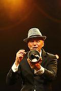Mannheim. 05.11.15 Radio Regenbogen Harald Wohlfahrt Palazzo.<br /> <br /> <br /> Bild: Markus Prosswitz 05NOV15 / masterpress (Bild ist honorarpflichtig - No Model Release!)