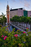 Kowloon-Canton Railway Clock Tower, HK Cultural Centre
