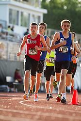 New Balance Boston Twilight Track Series, meet 2,