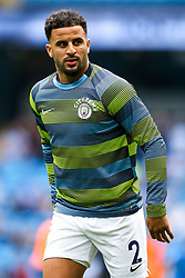 Kyle Walker of Manchester City - Mandatory by-line: Robbie Stephenson/JMP - 19/08/2018 - FOOTBALL - Etihad Stadium - Manchester, England - Manchester City v Huddersfield Town - Premier League