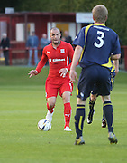 Dundee's James McPake - Brechin City v Dundee, pre-season friendly at Dens Park<br /> <br />  - &copy; David Young - www.davidyoungphoto.co.uk - email: davidyoungphoto@gmail.com
