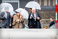 NIEUWEGEIN - Princess Beatrix of the Netherlands will open the 3rd chamber of the Prinses Beatrix lock in Nieuwegein on Wednesday, February 6, 2019. The lock is located in the Lek Canal, which has been widened and deepened by the construction of the 3rd chamber. In this way, inland vessels can also pass quickly and safely in the future. Minister Van Nieuwenhuizen of Infrastructure and Public Works will give a speech at the opening. ROBIN UTRECHT