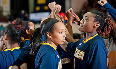 2014-15 A&T Women's Basketball vs Coppin State