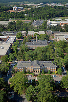 Aerial of North Campus looking south.