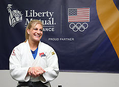 April 26, 2016: Kayla Harrison for Liberty Mutual