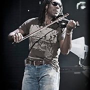 Boyd Tinsley on violin with Dave Matthews Band live at Alpine Valley on 7/3/2010 in East Troy, WI.  Photo by Jennifer Rondinelli Reilly. No use without permission. Contact me for any reuse or licensing inquiries.