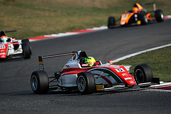 Mick Schumacher vom Prema Power Team beim WSK Formel 4 Rennen in Vallelunga<br /> <br /> / 110916<br /> <br /> ***Mick Schumacher during the formula 4 race on September 11, 2016 in Vallelunga, Italy.***