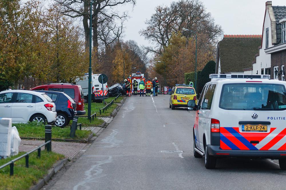 's-Graveland, Wijdemeren, Noord Holland, Netherlands, Ongeval Zuidereinde