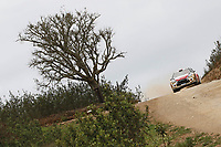 Mads Ostebrg (NOR) / Jonas Andersson (SWE) - Citroen DS3 WRC