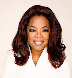 December 13, 2017 - Los Angeles, California, U.S. - OPRAH WINFREY will be honored with the 2018 Cecil B. de Mille Award at the 75th Annual Golden Globe Awards on January 7, 2018. The news was exclusively announced by 2012 Cecil B. de Mille Award recipient M. Freeman during the airing of the Hollywood Foreign Press Association's (HFPA) 'Golden Globe 75th Anniversary Special' (Credit Image: © Ruven Afanador/HFPA via ZUMA Wire/ZUMAPRESS.com)