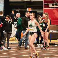 Nicole Ostertag, Saskatchewan, 2019 U SPORTS Track and Field Championships on Thu Mar 07 at James Daly Fieldhouse. Credit: Arthur Ward/Arthur Images