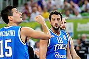 LUBIANA EUROBASKET 2013 14 SETTEMBRE 2013<br /> NAZIONALE ITALIANA MASCHILE<br /> CROAZIA VS ITALIA<br /> NELLA FOTO: MARCO BELINELLI<br /> FOTO CIAMILLO