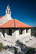 Church at Korita, Mljet Island, Dalmatian Coast, Croatia