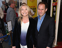 Amanda Redman and Damian Schnabel  attend Sunny Afternoon Gala Performance at The Harold Pinter Theatre, Panton Street, London on Monday 18 May 2015
