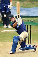 Nathan McCullum of Otago Volts during the Otago Volts Training Session training session prior to the start of the Karbonn Smart CLT20 2013 held at the PCA Stadium in Mohali on the 16th September 2013<br /> <br /> Photo by Shaun Roy-CLT20-SPORTZPICS <br /> <br /> Use of this image is subject to the terms and conditions as outlined by the BCCI. These terms can be found by following this link:<br /> <br /> http://www.sportzpics.co.za/image/I0000SoRagM2cIEc