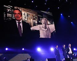 20.11.2011, Stadthalle, Wien, AUT, Jubilaeumsshow, 100 Jahre Fußballklub Austria Wien, im Bild Maschek, EXPA Pictures © 2011, PhotoCredit: EXPA/ M. Gruber