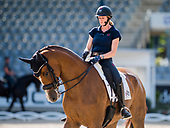 Dressage training - July 17