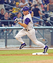 Phoenix,AZ Arizona Diamondbacks' center fielder Steve Finley was traded to the Los Angeles Dodgers today. Finley, 39, is hitting .275 with 23 home runs and 48 RBIs. Finley, who bats and throws left-handed, is a two-time All Star and four-time Gold Glove center fielder. Ross Mason photo
