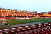 Nottingham Forest's City ground ahead of the Sky Bet Championship match between Nottingham Forest and Preston North End at the City Ground, Nottingham, England on 8 March 2016. Photo by Jon Hobley.
