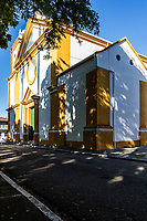 Igreja Matriz, no centro histórico de São José. São José, Santa Catarina, Brasil. / Sao Jose Mother Church, in the historic center. Sao Jose, Santa Catarina, Brazil.