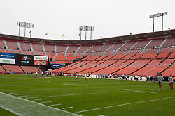 Oct 9, 2011; San Francisco, CA, USA; General view of Candlestick Park before the game between the San Francisco 49ers and the Tampa Bay Buccaneers. San Francisco defeated Tampa Bay 48-3. Mandatory Credit: Jason O. Watson-US PRESSWIRE