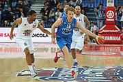 DESCRIZIONE : Pesaro Edison All Star Game 2012<br /> GIOCATORE : Nicolo Melli<br /> CATEGORIA : contropiede palleggio<br /> SQUADRA : Italia<br /> EVENTO : All Star Game 2012<br /> GARA : Italia All Star Team<br /> DATA : 11/03/2012 <br /> SPORT : Pallacanestro<br /> AUTORE : Agenzia Ciamillo-Castoria/GiulioCiamillo<br /> Galleria : FIP Nazionali 2012<br /> Fotonotizia : Pesaro Edison All Star Game 2012<br /> Predefinita :