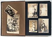 Japan 1920s - 1960s family photo album