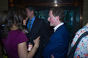PIPPA MIDDLETON; GUY PELLY, Spectator Life - 3rd birthday party. Belgraves Hotel, 20 Chesham Place, London, SW1X 8HQ, 31 March 2015